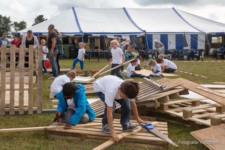 Rabobank doneert € 96.500 uit Coöperatiefonds