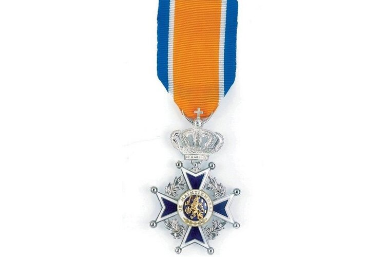 Koninklijke onderscheiding voor 2 brandweervrijwilligers