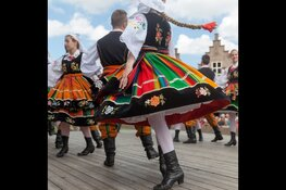 Deze week is het Werelddansfestival 2019