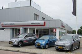 Peter Ursem neemt Mitsubishi-dealerschap Zaandam over