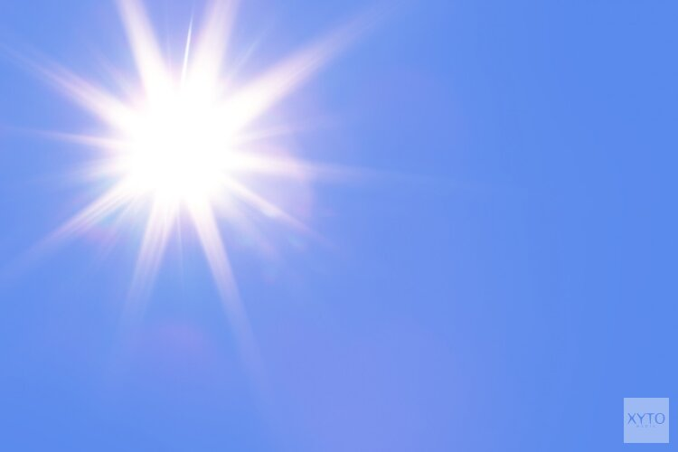 Factor 30 bij de hand? Komende week grote kans op tropische dagen