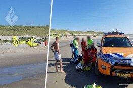 Drukte voor reddingsbrigade: ook zwemmer uit zee gered bij Sint Maartenszee