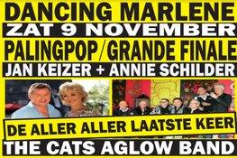 Palingpop/Grande Finale met Jan Keizer & Anny Schilder + The Cats Aglow Band in Marlene