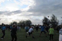 """""""TAV 80 Kermis Cross"""" en Volleybal gebeuren bijzonder in trek"""