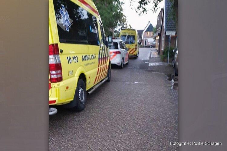 Omstanders redden leven van onwel geworden man, politie looft 'doortastend' optreden