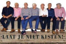 'Laat je niet kisten' Theatergroep Septimbre na eerder succes met nieuwste show  in het Scagon Theater