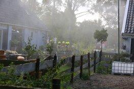 Brand in kiem gesmoord in Nieuwe Niedorp
