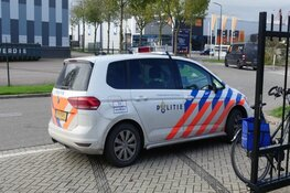 Man verstopt gestolen goederen in container in Schagen