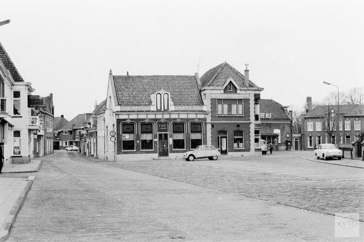 Historische filmbeelden Schagen in Zijper Museum
