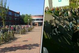 Opnieuw vechtpartij met tientallen jongeren bij Schagense school: 'Leerlingen keken massaal toe'