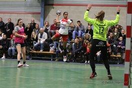 Verlies JuRo Unirek/VZV tegen Handbal Venlo