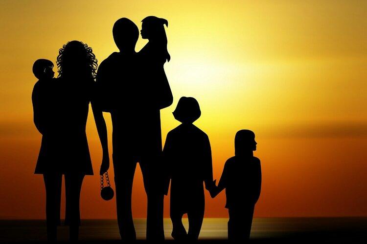 Samengesteld gezin ofwel stiefgezin