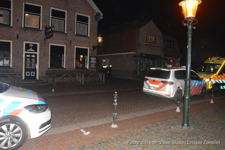 Omstanders hielden stekende man (37) in Winkel vast tot komst politie