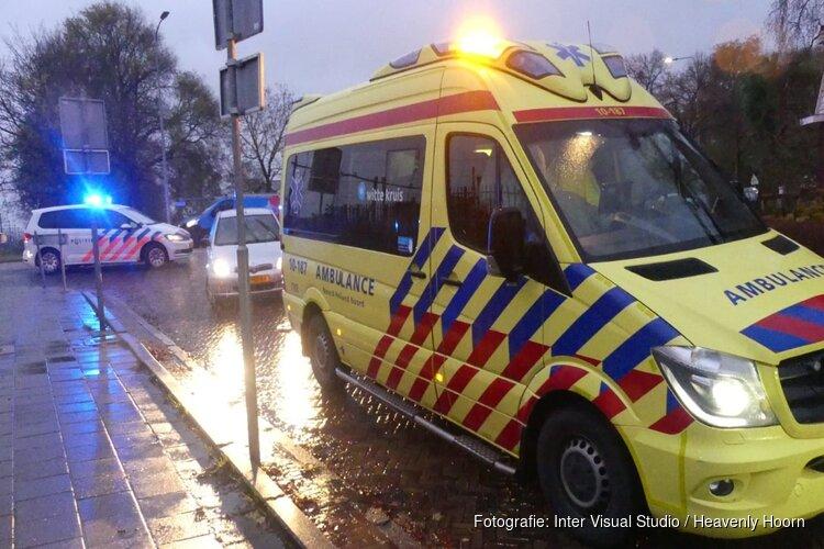 Fietser gewond in Schagen