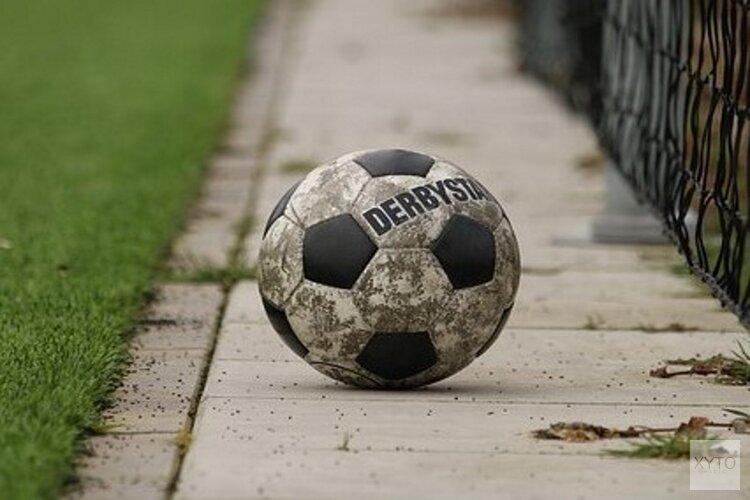Schagen United doet eersteklasser een helft pijn