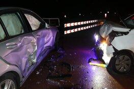 Veel schade bij ongeluk Schagen