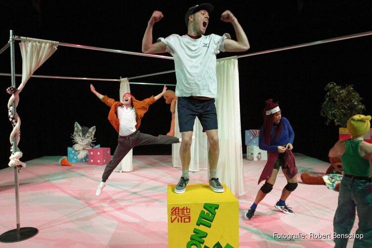 Een dansend sprookje voor alle Zes Plussers in het Scagon Theater
