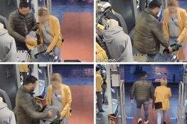 Kledingdieven aangehouden: ze stopten kleren met één veeg in de gouden tas