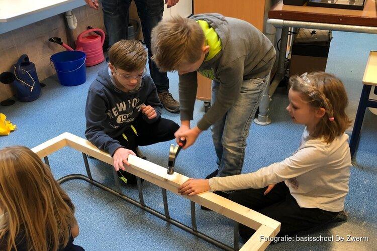 Basisschool de Zwerm genomineerd voor de TechniekTrofee 2020