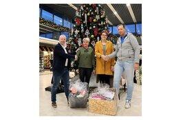 Schagen Markstad kerstpakketten