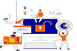 Lesje cybercriminaliteit van Rabobank trekt volle zalen