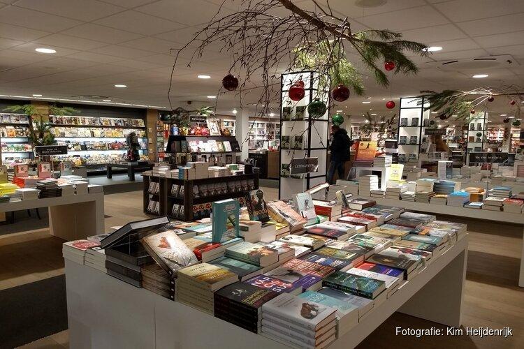 Auteur Kim Heijdenrijk bij Boekhandel Plukker in Schagen