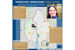 Voortgang onderzoek op begraafplaats verdwijningszaak Tanja Groen