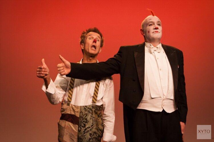'Clowns Kado': Een heerlijke voorstelling voor kinderen èn volwassenen