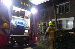 Brandweer nog laat in actie na stormschade