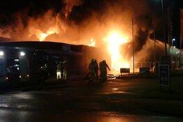 Politie sluit niet uit dat branden op Witte Paal in Schagen met elkaar te maken hebben
