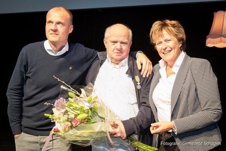 Koninklijke onderscheiding voor Hans Duin