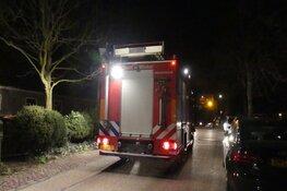 Schoorsteenbrandje in Barsingerhorn