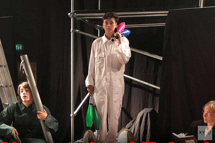 Theatrale circusvoorstelling gecombineerd met muziek voor jong en oud!   in het Scagon Theater
