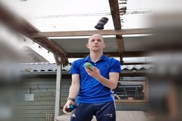 Team Sportservice brengt gymles tot in huiskamer