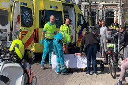 Voetganger aangereden in Warmenhuizen