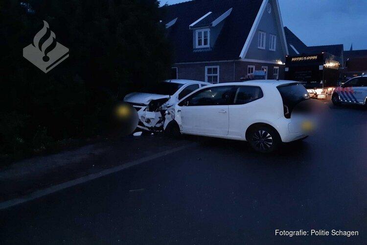 Veroorzaker ongeval in Winkel onder invloed