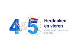 Programma 4 en 5 mei in gemeente Schagen
