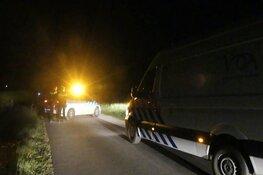 Persoon overleden na aanrijding in Sint Maartensbrug, bestuurder rijdt door
