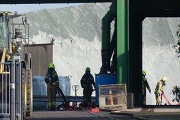 Uitslaande brand in silo Schagen, inzet op behoud andere silo's