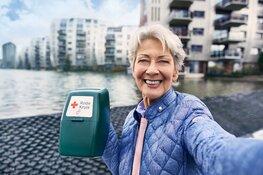 Collecte voor Rode Kruis in Schagen dit jaar online