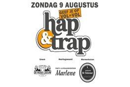 Uniek Hap & Trap Fiets- en eetarrangement via Cafe Marlène, De Rode Leeuw en De Ooievaar