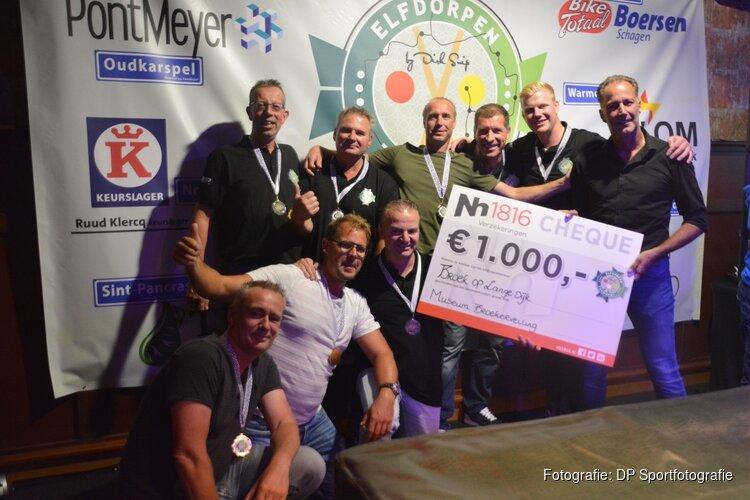 Eerste editie Elfdorpentoernooi groot succes: Broek op Langedijk zegeviert