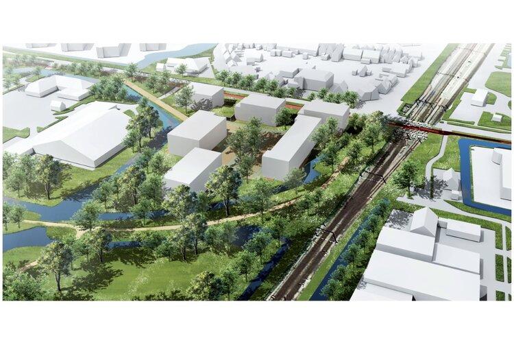 De Veldwachter: nieuwbouw van 124 appartementen in Schagen