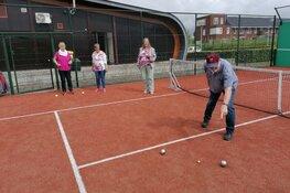 Sportpark Groenoord wordt ontmoetingsplek voor 55-plussers