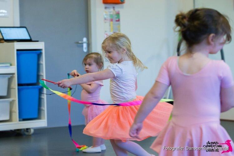 Danscentrum Chantal opent haar dansdeuren weer