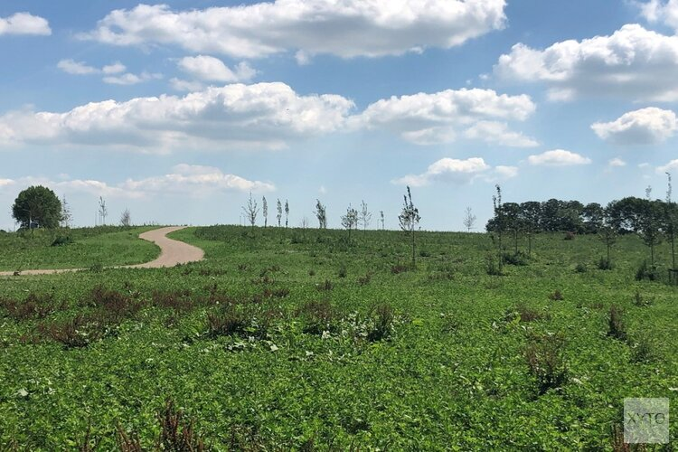 Opening Natuurbegraafplaats Geestmerloo, een eeuwigdurende rustplaats in de natuur