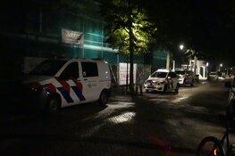 Politie op bouwterrein in Schagen na harde knal