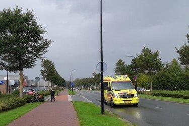Ongeval met letsel op Fok in Schagen