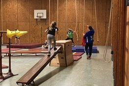Team Sportservice maakt van herfstvakantie een sportieve week