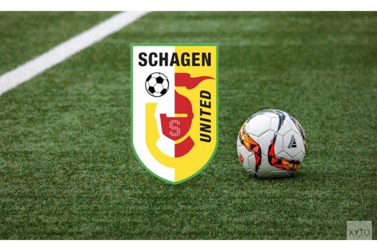 Schagen United na rust langs Dirkshorn